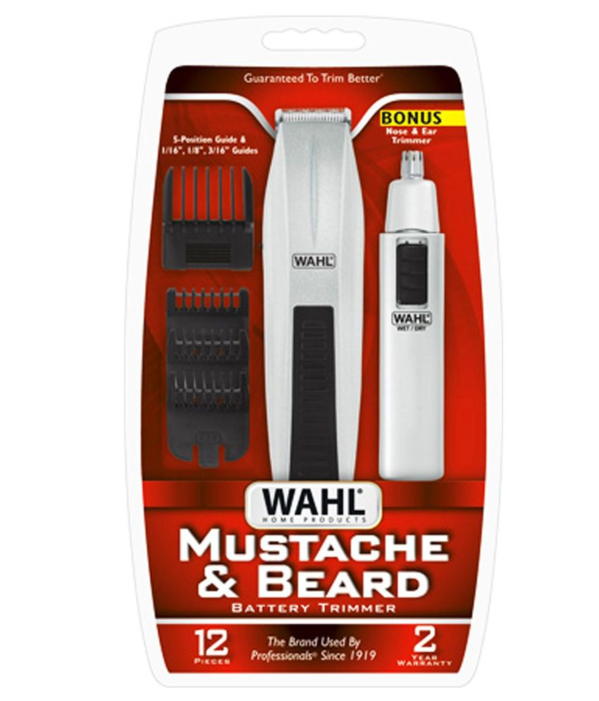 Wahl 05537-424 Trimmer White