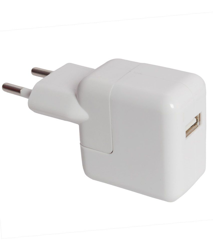 Cell First 10w Usb Power Adapter Charger For Apple Ipad