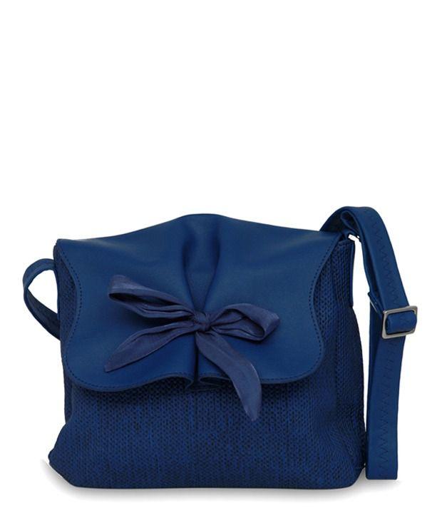 Baggit 2177920363244QUICK Jhuti INKBLUE Sling Bag