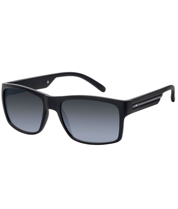 Fastrack Latest Sunglasses  fastrack sports square p270bk1 men s sunglasses fastrack