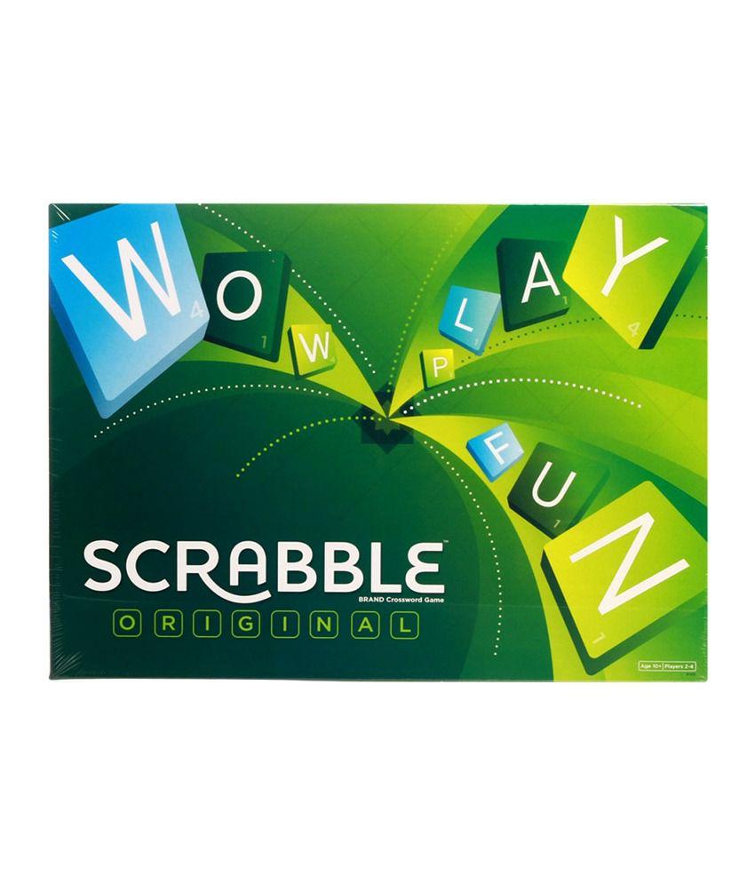 Green curtains crossword - Games Scrabble Brand Crossword Board Game