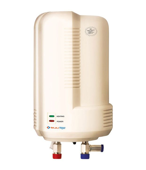 Bajaj 3 Ltr Majesty Iwh Instant Geyser Price In India