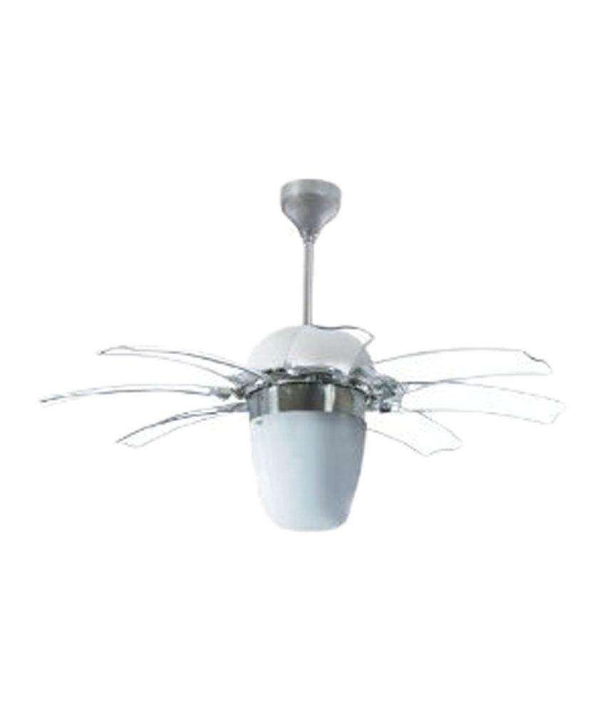 Havells 1100 Mm Opus Ceiling Fan Brushed Nickel
