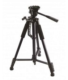 Photron Tripod Stedy 560 with Pan Head + Extra Quick Release Plate + Foam Grip and Carry Case