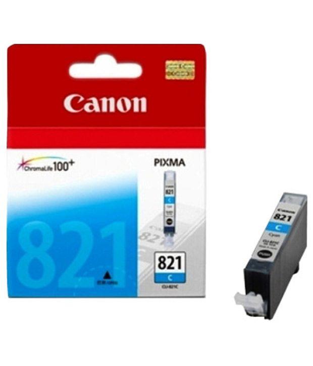 Canon CLI 821C Ink cartridge (Cyan)
