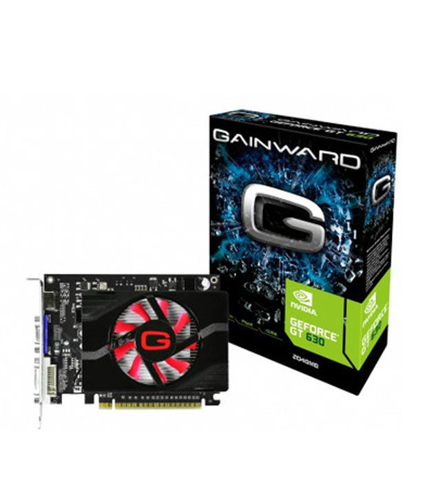 Gainward NVIDIA 2GB DDR3  GT630 Graphics Card