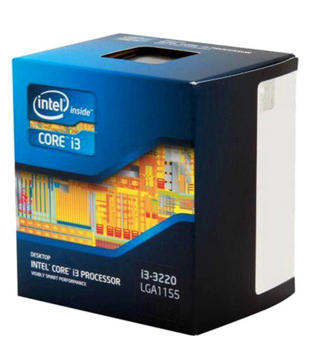 Intel Core I3 3220 Processor Buy Intel Core I3 3220 Processor