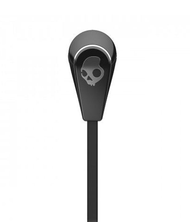 Skullcandy 50/50 S2FFFA-256 In Ear Earphones with Mic (Black) With Mic