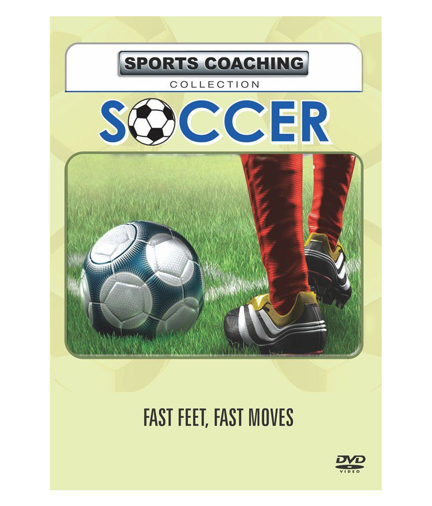 Soccer - Fast Feet, Fast Moves (English) [DVD]