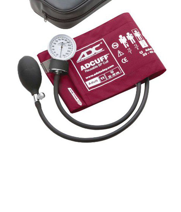 American Diagnostic American Diagnostic Corporation Sphygmomanometer, Magenta, Adult