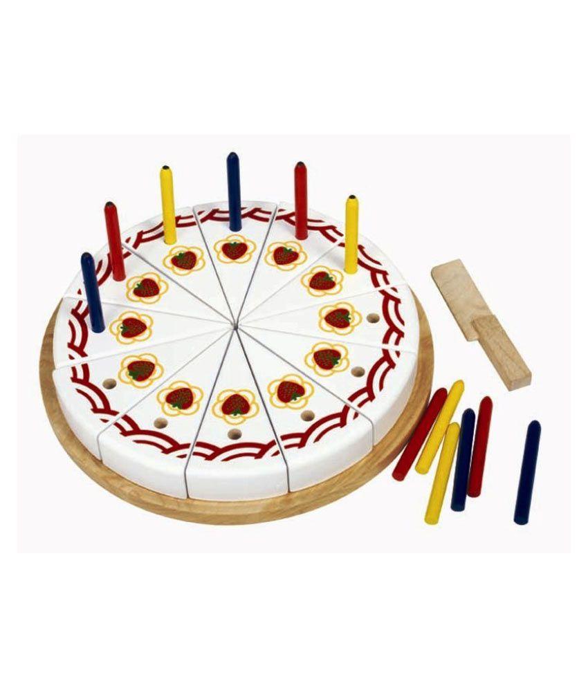 Popcorn Furniture Birthday Cake