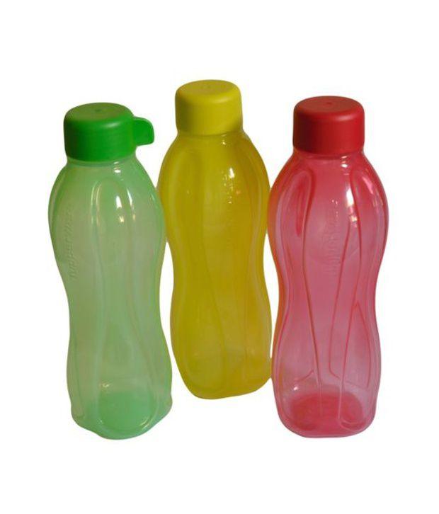 Milton Igo Plastic Fridge Water Bottle Set 6 Pcs