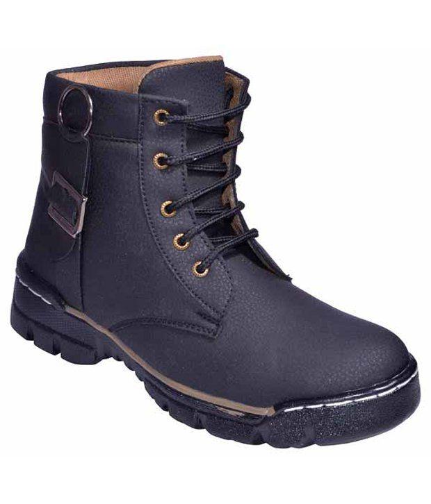 ADYBird Mens Boot Black