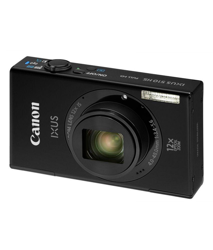 Canon IXUS 510HS 10.1MP Digital Camera