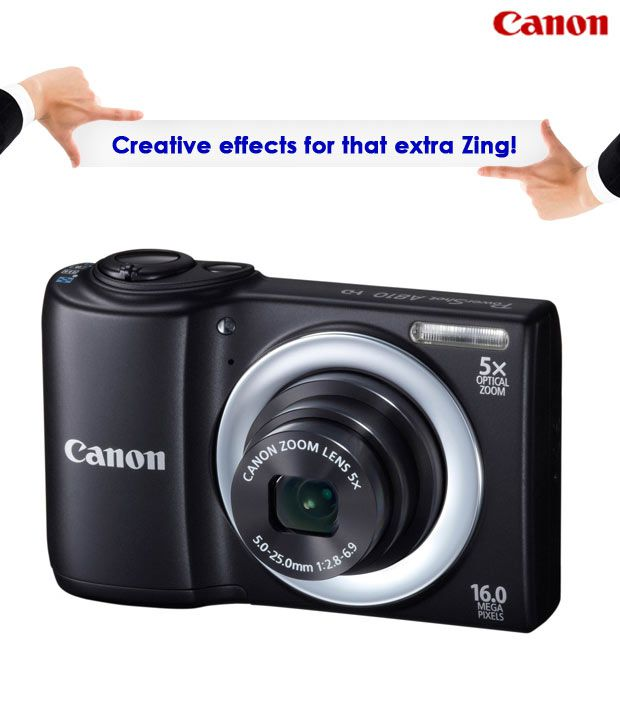 Canon Powershot A810 16MP Digital Camera
