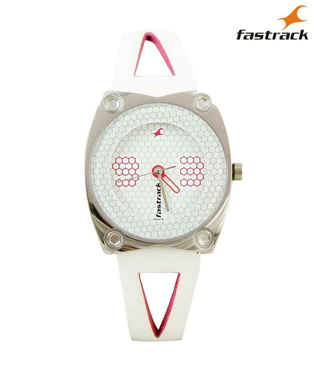 f2d2da5b9 Fastrack Hip Hop NB6026SL01 Women's Watch Price in India: Buy Fastrack Hip  Hop NB6026SL01 Women's Watch Online at Snapdeal