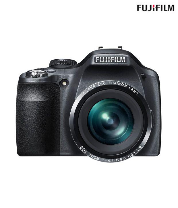 Fujifilm Finepix SL300 14 MP Semi-SLR