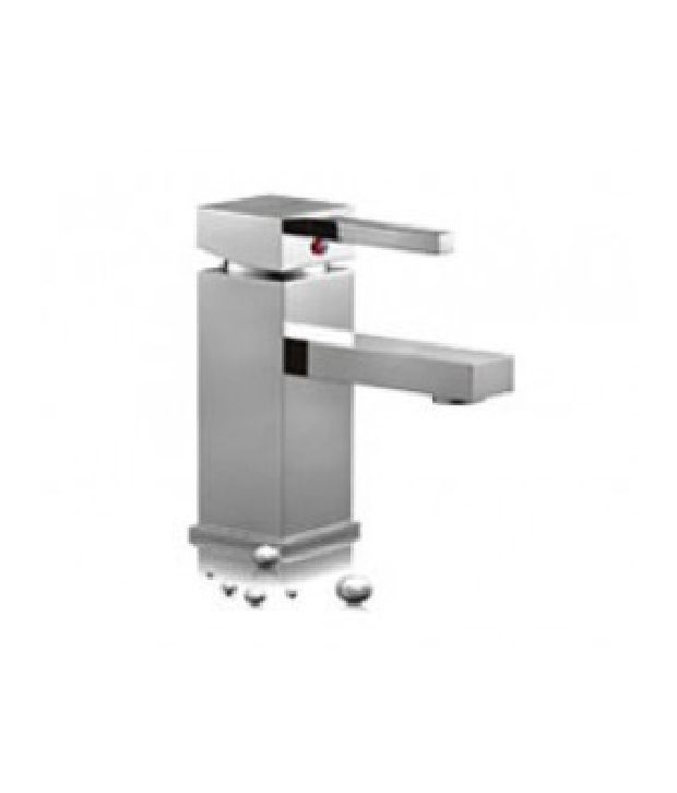 Bathroom Faucets Price In India buy hindware rubbic basin mixer online at low price in india