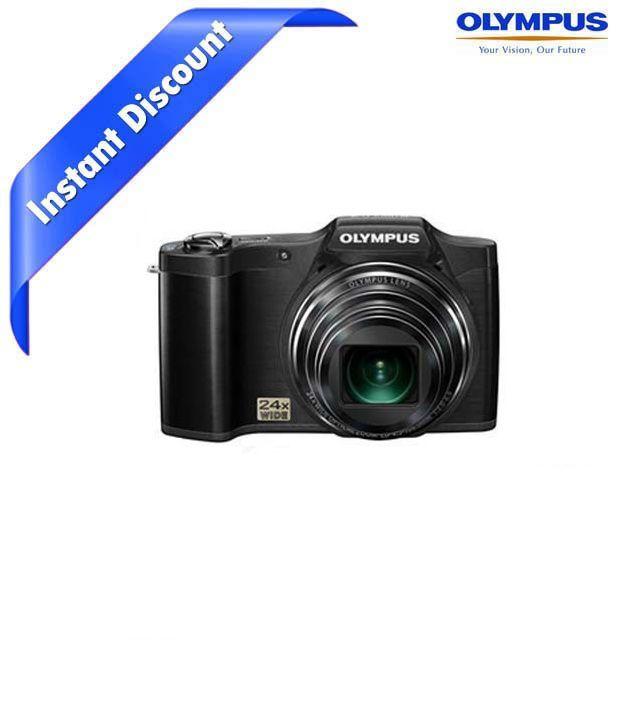 Olympus SP-620UZ 16MP Digital Camera