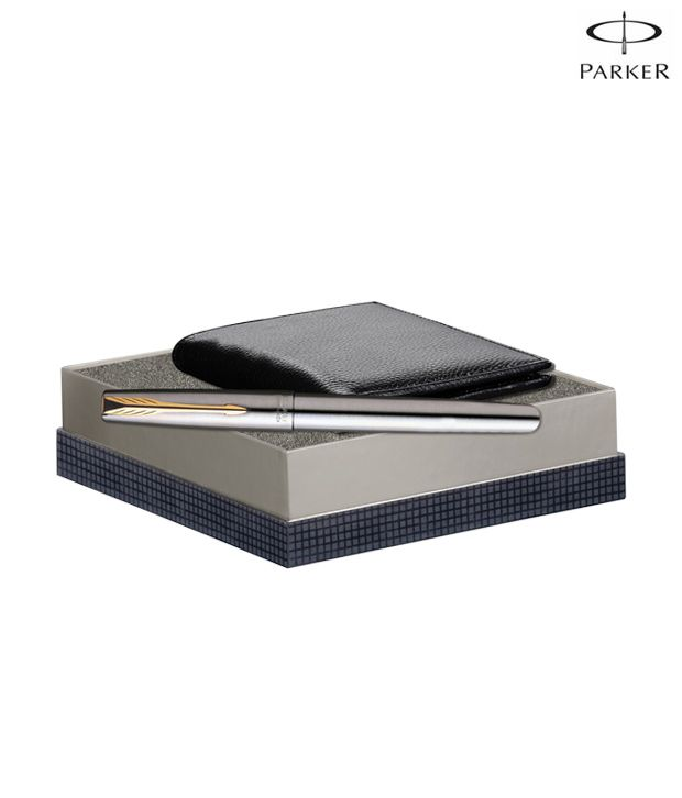 Parker Frontier Gift Set - 10 GT Fountain Pen