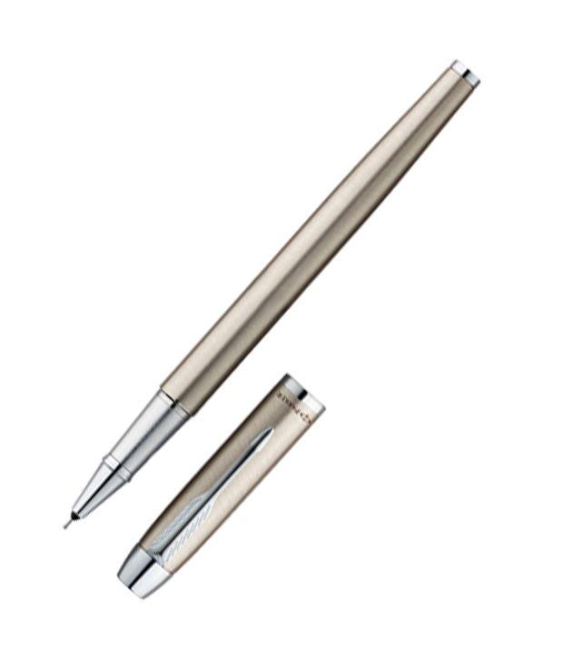 Parker IM Brushed Metal CT Roller Ball Pen