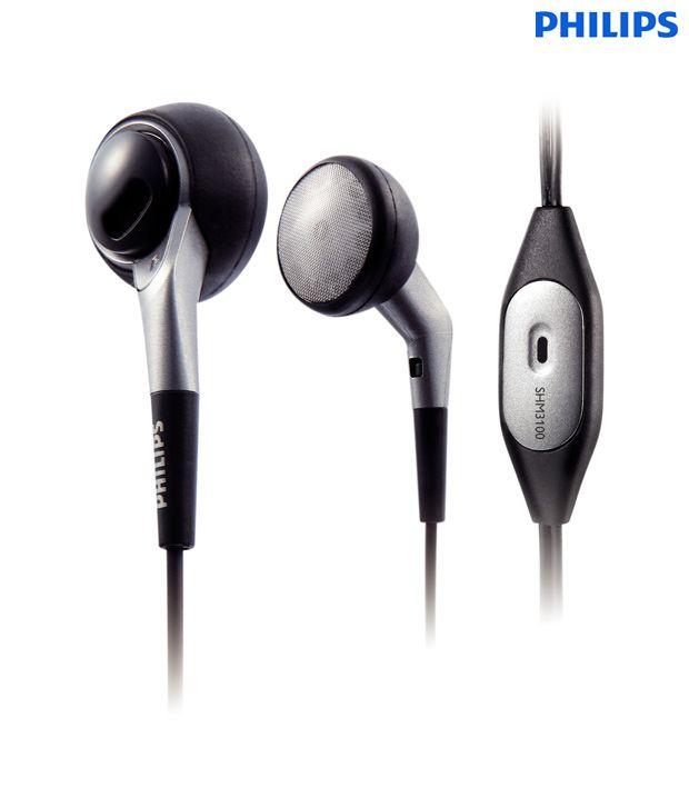 Philips SHM3100U Notebook Earphones With Mic