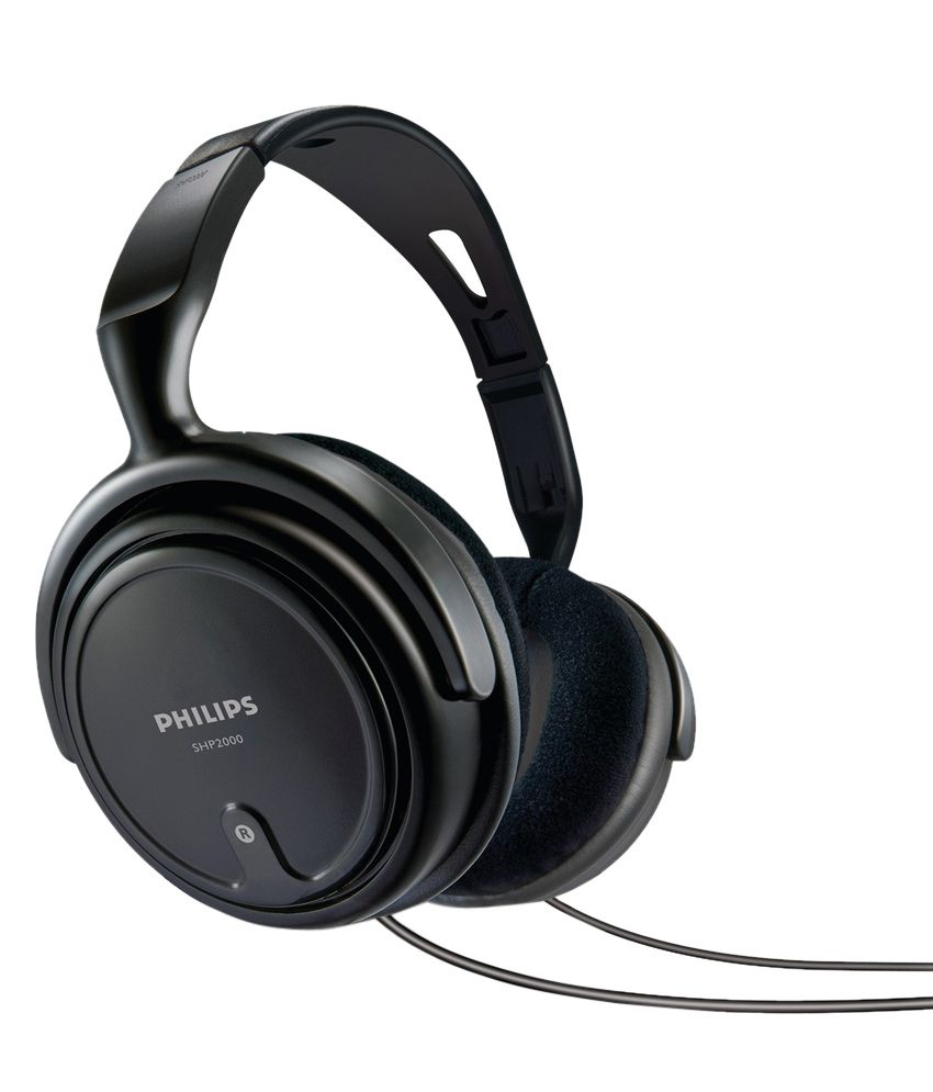 Philips SHP2000 Hifi stereo Over Ear Headphone Without Mic