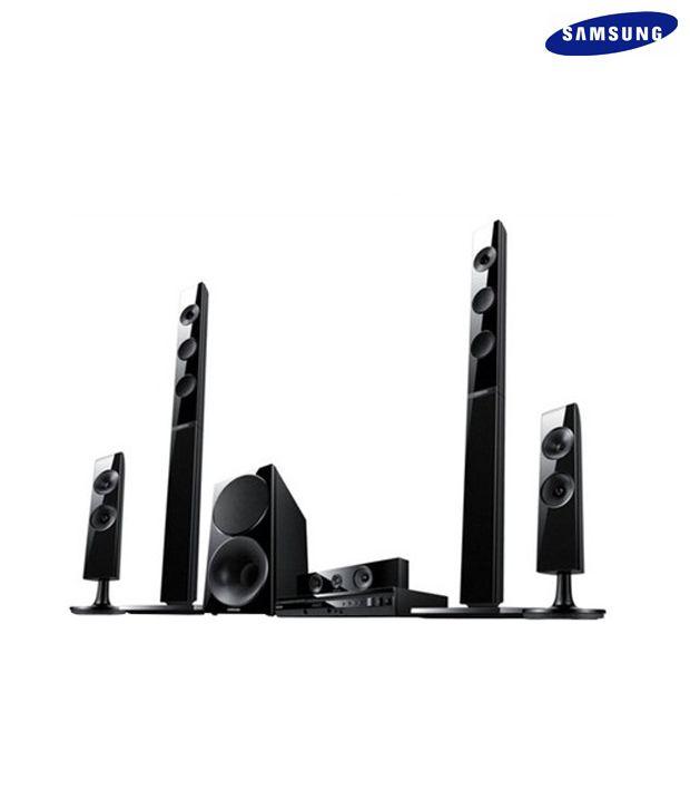 Samsung HT-ES455K 5.1 Home Theatre System