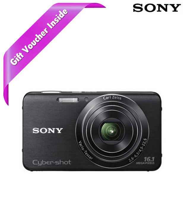 Sony Cybershot W630 16.1MP Digital Camera