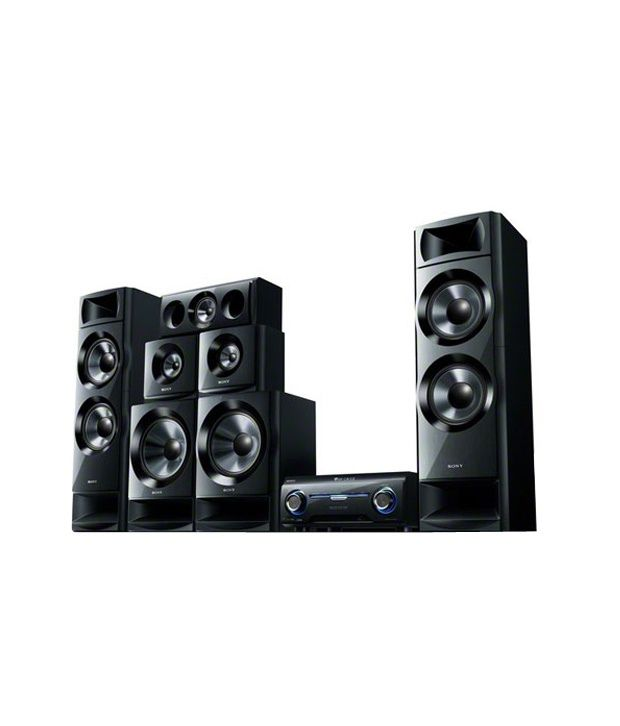 buy sony ht m5 5 1 component home theatre system online at. Black Bedroom Furniture Sets. Home Design Ideas