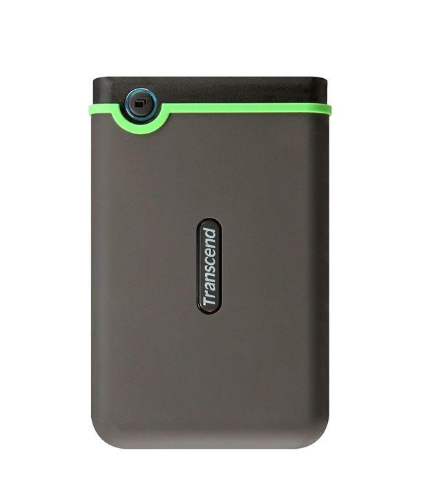 Transcend 750GB Portable HDD StoreJet 25M3