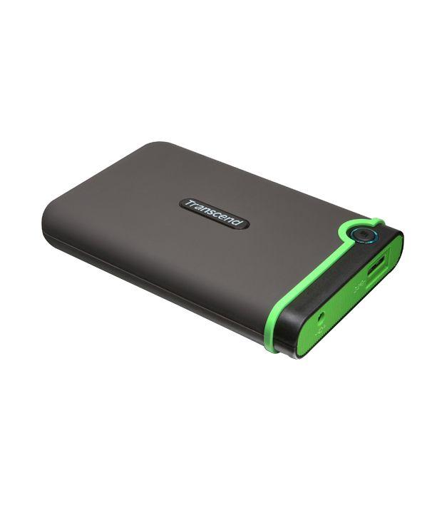 Transcend StoreJet 25M3 1 TB External Hard Disk