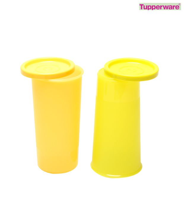 a7d46d07b53 Tupperware Set Of 2 Cutie Tumblers: Buy Online at Best Price in India -  Snapdeal