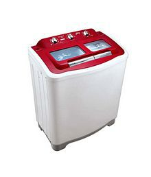 Godrej GWS 7002 7.0 KG Toughned Glass Red Washing Machine