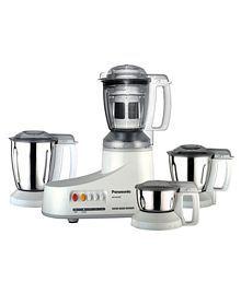 Panasonic Mx ac 400 550 W 3 Jar Mixer Grinder