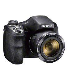 Sony Cybershot H300 20.1MP Semi SLR