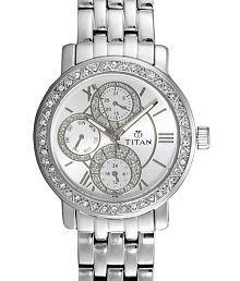 Titan Purple NE9743SM01 Women's Watches