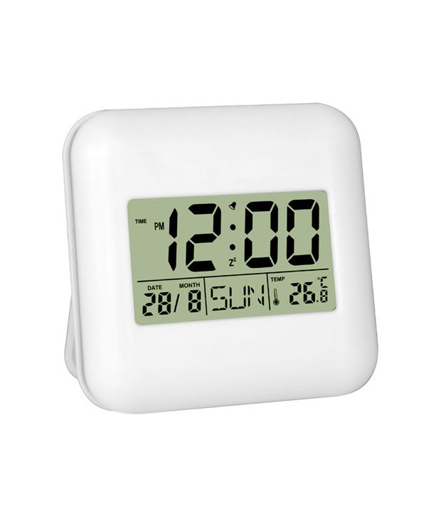 34783f5dc58 Samay Digital Table Clock  Buy Samay Digital Table Clock at Best Price in  India on Snapdeal