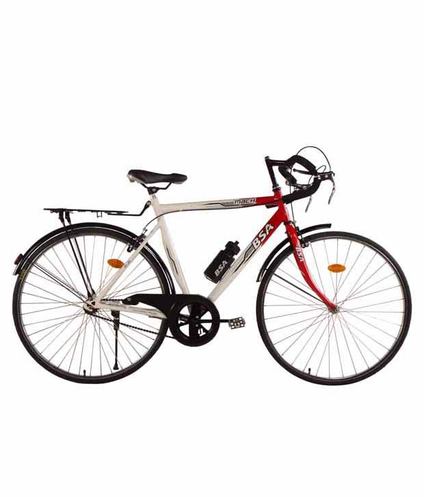 23% Discount on BSA Mach 22 inch Frame size (Racers) Bicycle for Rs.4650 at Snapdeal