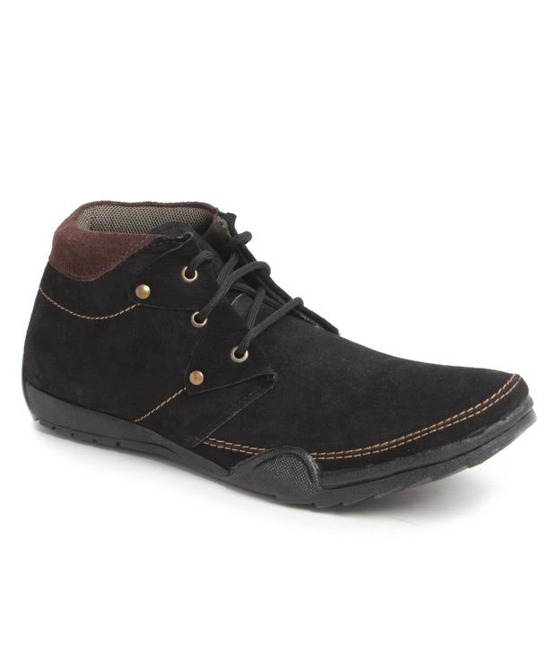 Bacca Bucci Black Shoes