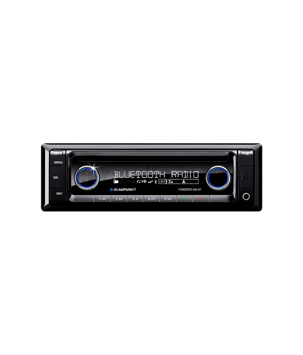 blaupunkt toronto 420 bt cd usb ipod compatible. Black Bedroom Furniture Sets. Home Design Ideas