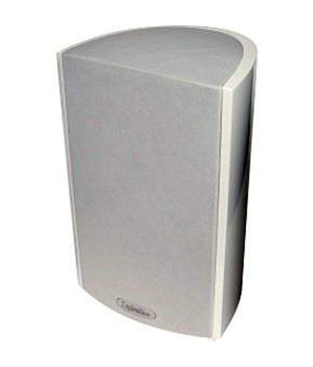 Definitive Technology ProMonitor 800 Bookshelf Speaker Single White