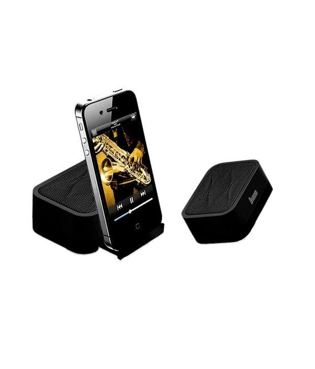 Buy Divoom Portable Speaker IFIT-1 BLACK Online at Best Price in