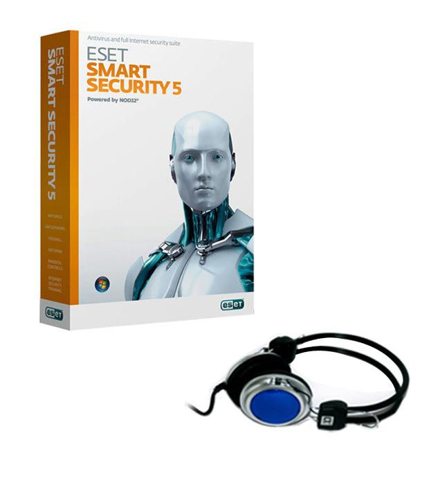 Eset Smart Security Version 5 3 PC 1 Year