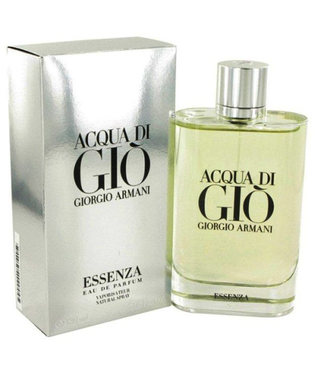 Armani Perfume Acqua Di Gio Essenza 180 Ml Edp Buy Online At Best