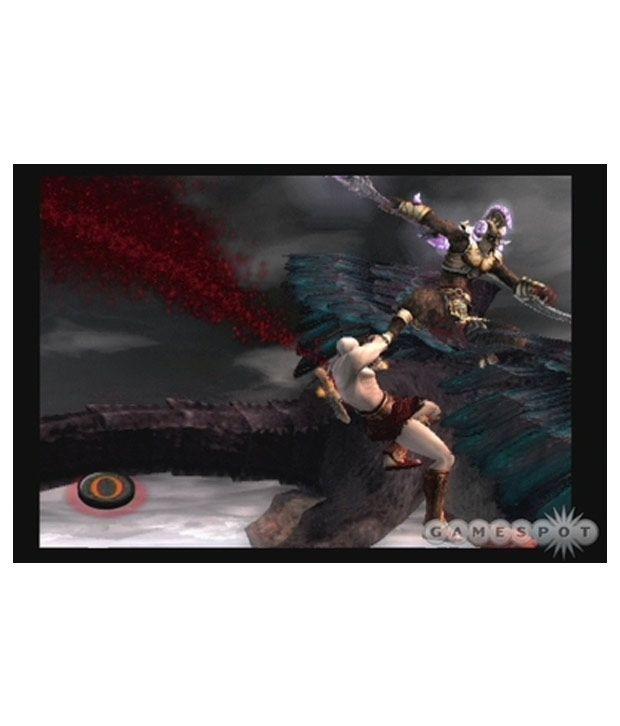 game god of war ps 2