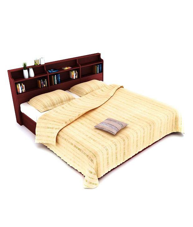 Housefull Calino Queen Size Bed With Storage Buy Housefull Calino