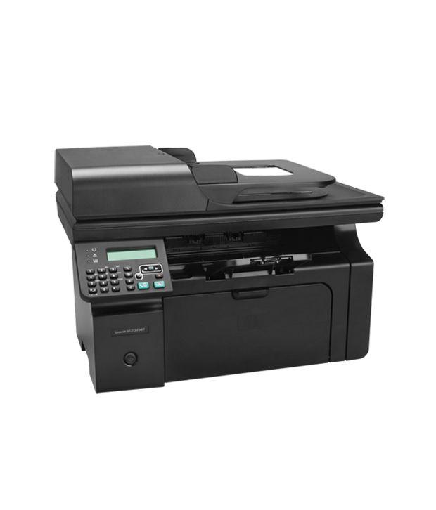 Hp Laserjet M-1213nf Multifunction Printer