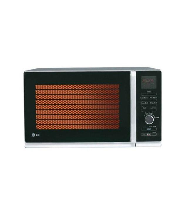 Lg 30 Litre Mc 8087abr Microwave Oven Convection Ovenblack