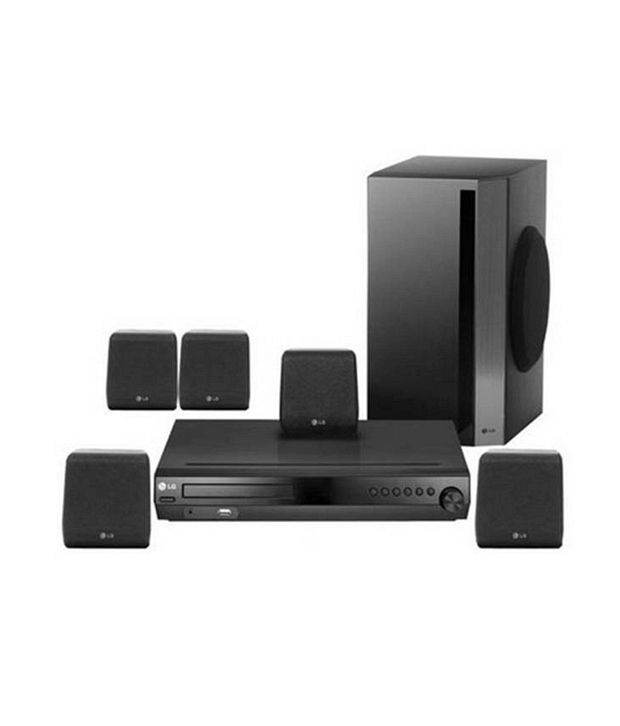 801354f4982 Buy LG HT302SD-A8 5.1 DVD Home Theatre System Online at Best Price in India  - Snapdeal